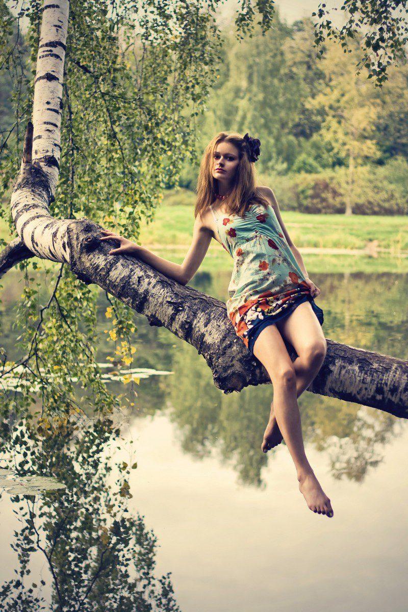 Elena and the Lake